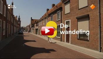Uitzending van De Wandeling met Bregje Hofstede